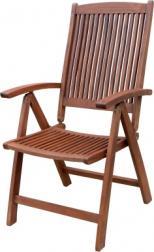 krzesło drewniane JLC802, drewno egzotyczne