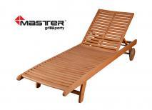 Leżak drewniany Celebes